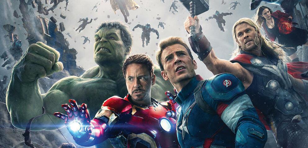 Nur in ausgewählten Kinos: Avengers 2: Age of Ultron