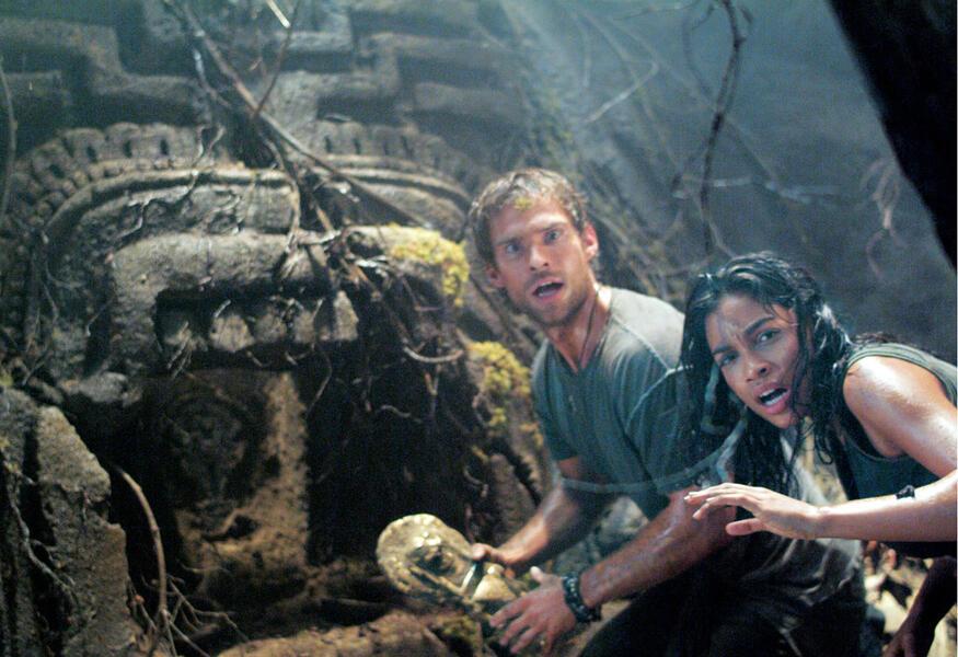 Welcome to the Jungle mit Seann William Scott und Rosario Dawson