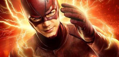 Barry Allen flitzt als The Flash ab heute auf ProSieben durch Staffel 2.