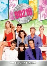 Beverly Hills, 90210 - Staffel 2 - Poster