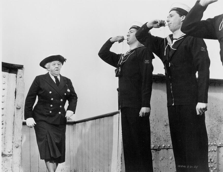 Mörder ahoi! mit Margaret Rutherford