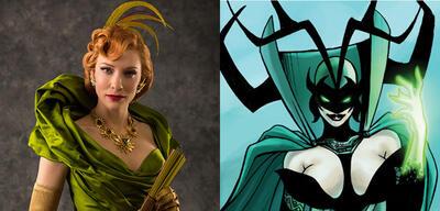 Cate Blanchett:Von böser Stiefmutter zur Marvel-Schurkin?