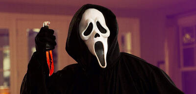 Der Ghostface-Killer aus Scream