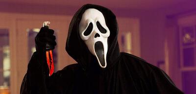 Der Ghostface-Killer aus Scream