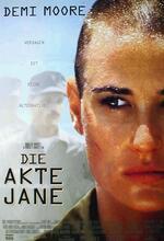 Die Akte Jane Poster