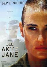 Die Akte Jane - Poster