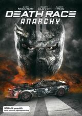 Death Race: Anarchy - Poster