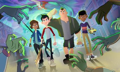 Jack, der Monsterschreck, Jack, der Monsterschreck - Staffel 1 - Bild 5