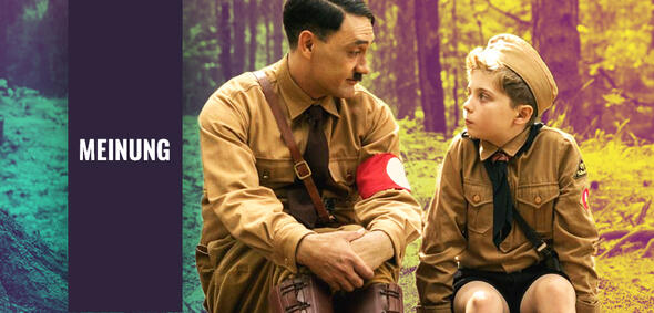 Jojo Rabbit und Hitler