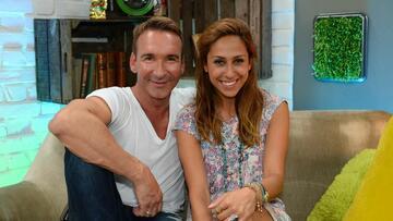 Jochen Bendel und Melissa Khalaj in der Promi Big Brother Late Night Show