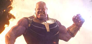 Bild zu:  Thanos in Avengers: Infinity War