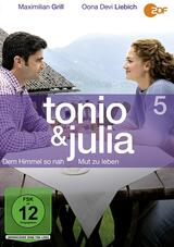Tonio & Julia - Dem Himmel so nah - Poster
