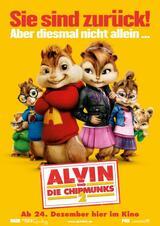 Alvin und die Chipmunks 2 - Poster