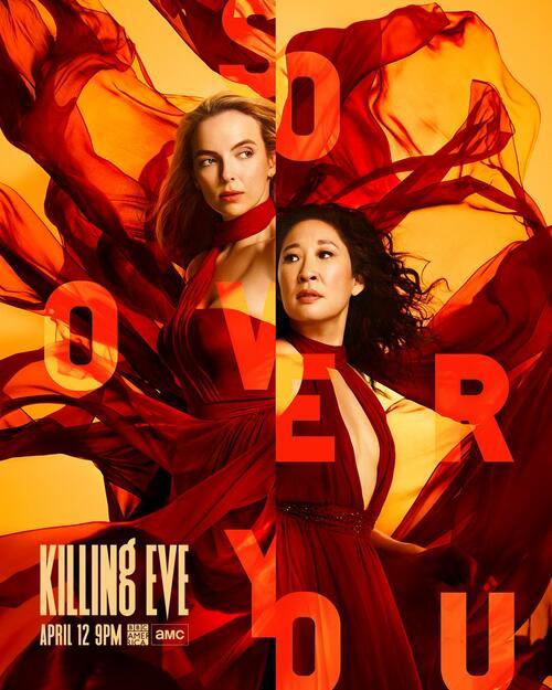 Killing Eve Staffel 3 Moviepilot De