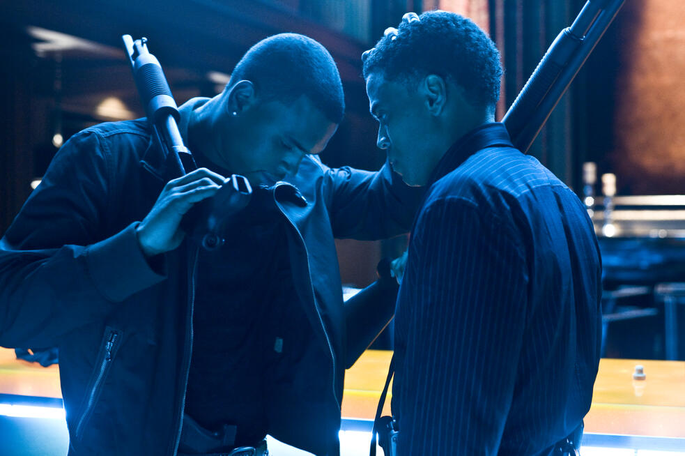 Takers mit Michael Ealy und T.I.