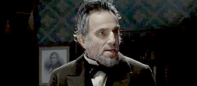 Daniel Day-Lewis als Lincoln