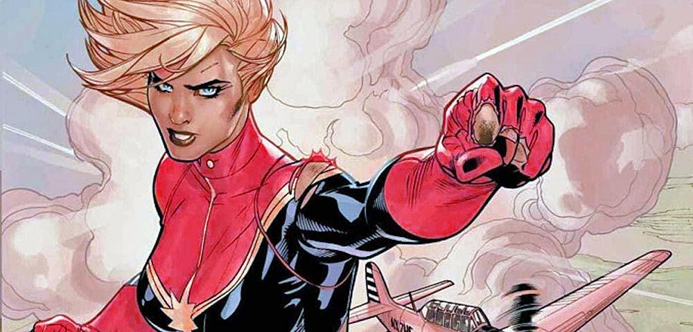 Captain Marvel - Alles, was ihr über die mächtigste MCU-Superheldin wissen müsst