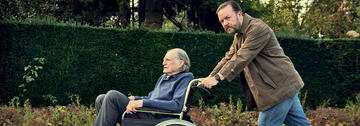After Life: Tony mit seinem dementen Vater