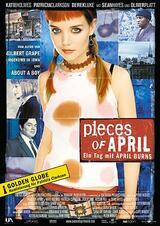 Pieces of April - Ein Tag mit April Burns - Poster