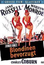 Blondinen bevorzugt Poster