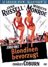 Blondinen bevorzugt - Poster
