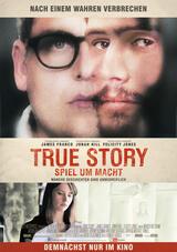 True Story - Spiel um Macht - Poster