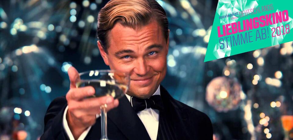 Steht auf Luxus und Sekt: Der große Gatsby