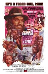 An American Hippie In Israel - Poster