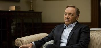 Bild zu:  Kevin Spacey in House of Cards