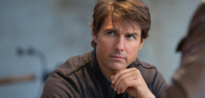 Tom Cruise in Mission: Impossible 5 - Rogue Nation