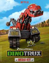 Dinotrux - Poster