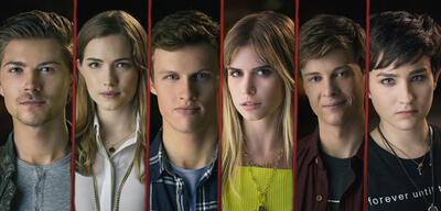 Der Main Cast von Scream