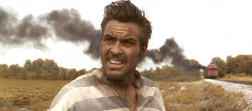 George Clooney in O Brother Where Art Thou?