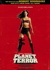 Planet Terror - Poster
