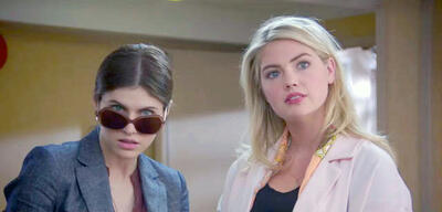 The Layover: Alexandra Daddario und Kate Upton