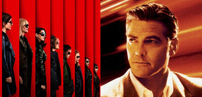 Ocean's Eight  George Clooney in Ocean's Eleven