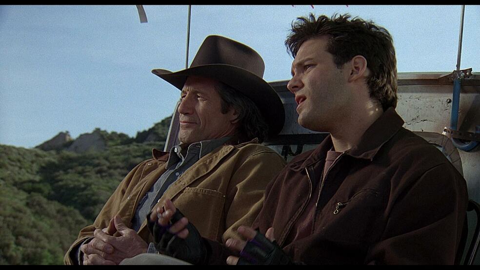 Tremors 2 - Die Rückkehr der Raketenwürmer mit Fred Ward und Christopher Gartin
