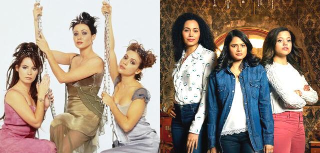 Das sind die größten Unterschiede zwischen Charmed und dem ...