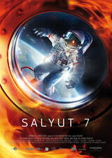 Salyut-7 - Poster