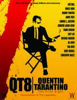 Tarantino - The Bloody Genius  - Poster