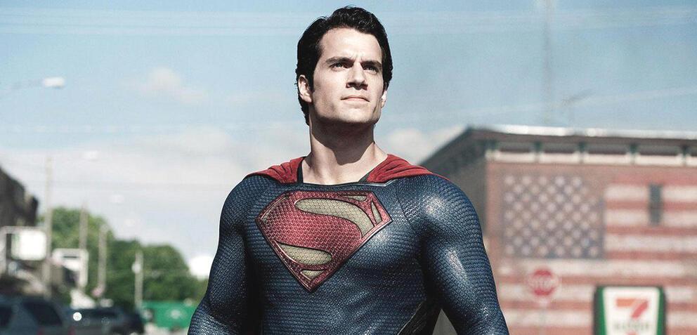 Henry Cavill als Superman/Clark Kent in Man of Steel