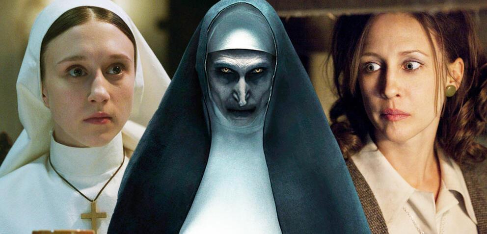The Nun und Conjuring