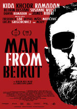 Man from Beirut - Poster