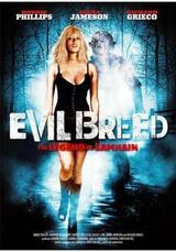 Evil Breed - Legend of Samhain - Poster