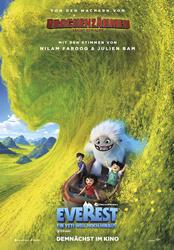 Everest - Ein Yeti will hoch hinaus Poster