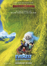 Everest - Ein Yeti will hoch hinaus - Poster