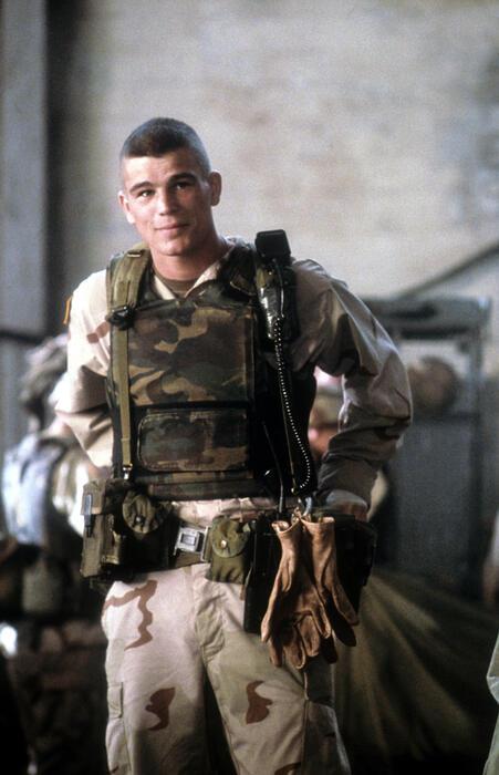 Black Hawk Down mit Josh Hartnett