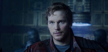 Bild zu:  Chris Pratt in Guardians of the Galaxy