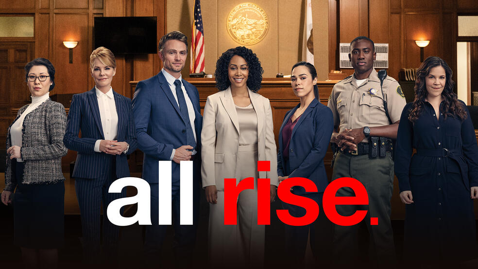 All Rise, All Rise - Staffel 1