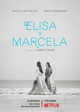 Elisa & Marcela - Poster